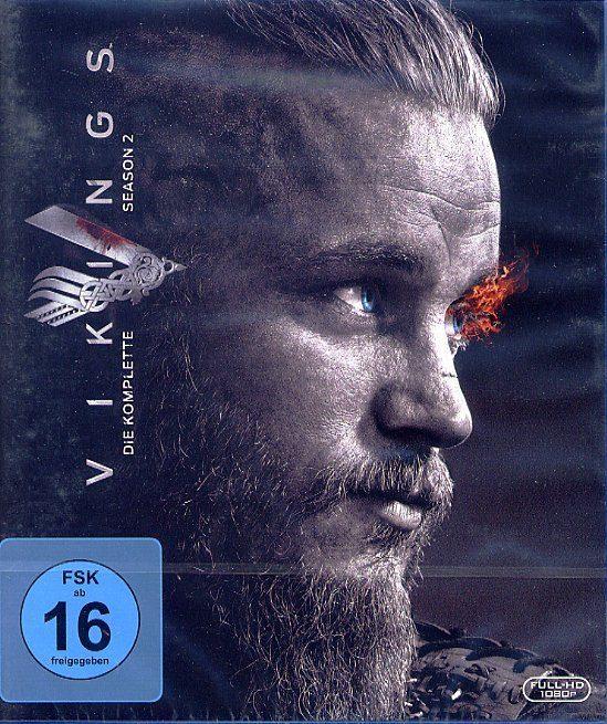 Fox Vikings Season 2 (Repack) »Blu-ray«