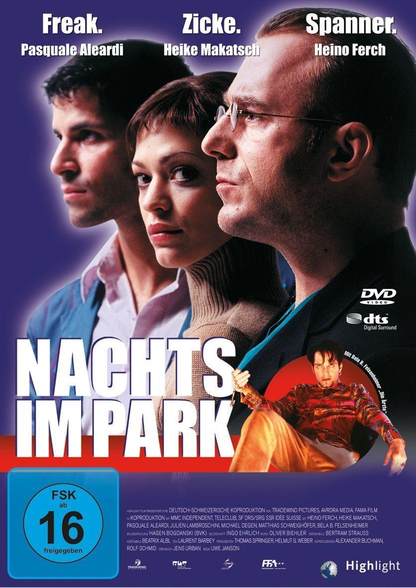 Universal Nachts im Park »DVD«