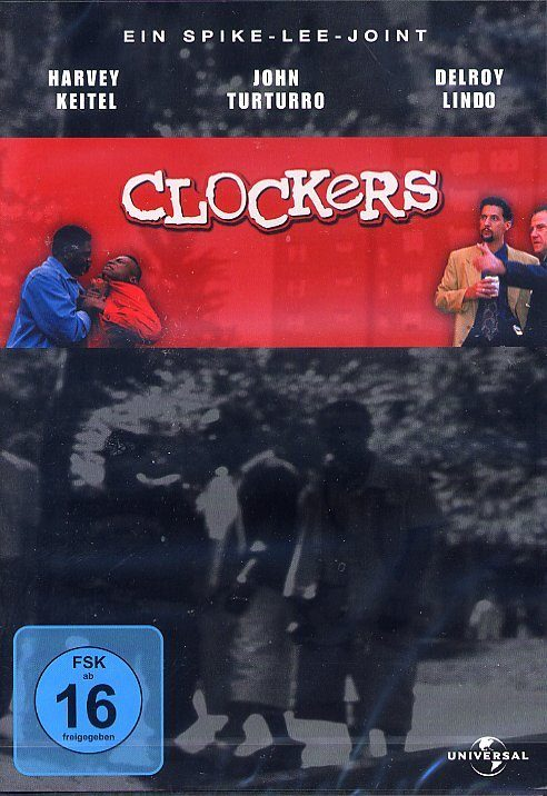 Universal Spike-Lee-Collection: Clockers »DVD«