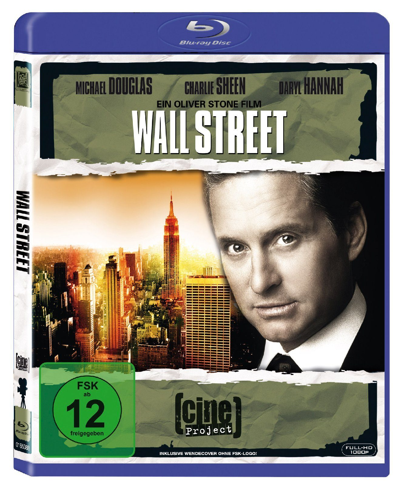 Fox Wall Street (Cine Project) »Blu-ray«