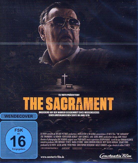 Universal The Sacrament »Blu-ray«
