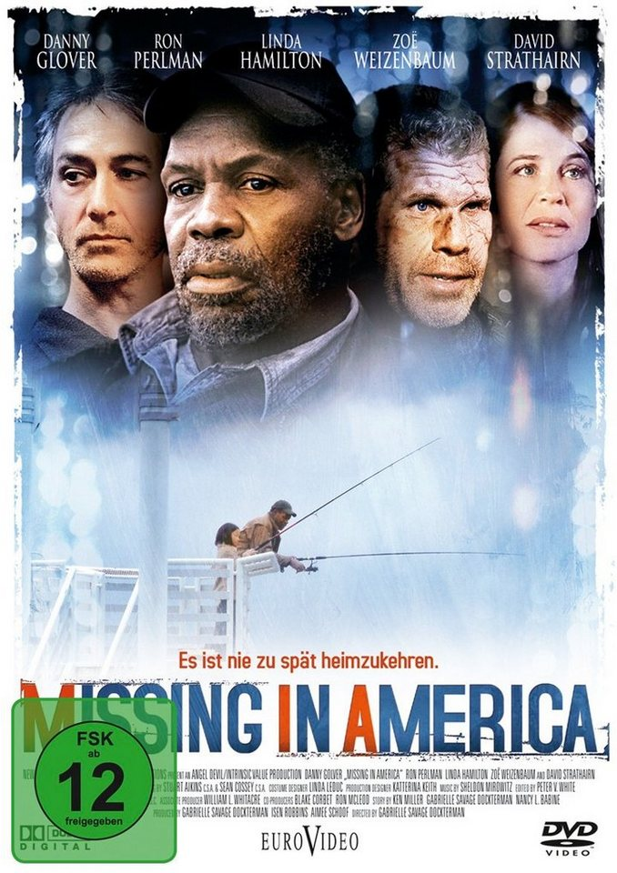 EuroVideo Missing in America »DVD«