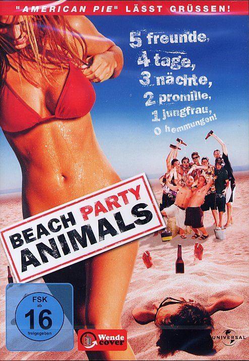 Universal Beach Party Animals »DVD«
