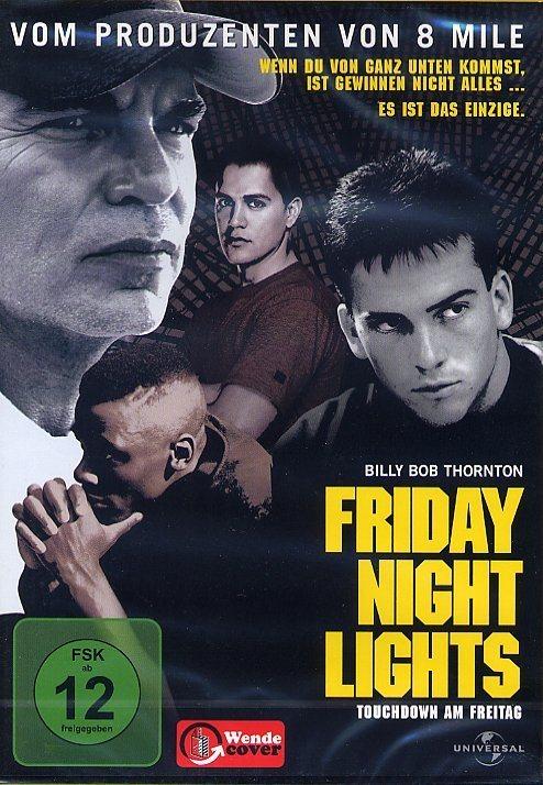 Universal Friday Night Lights Touchdown am Freitag »DVD«