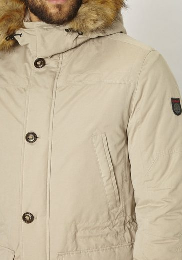 S4 Jackets warme Winterjacke North Dakota