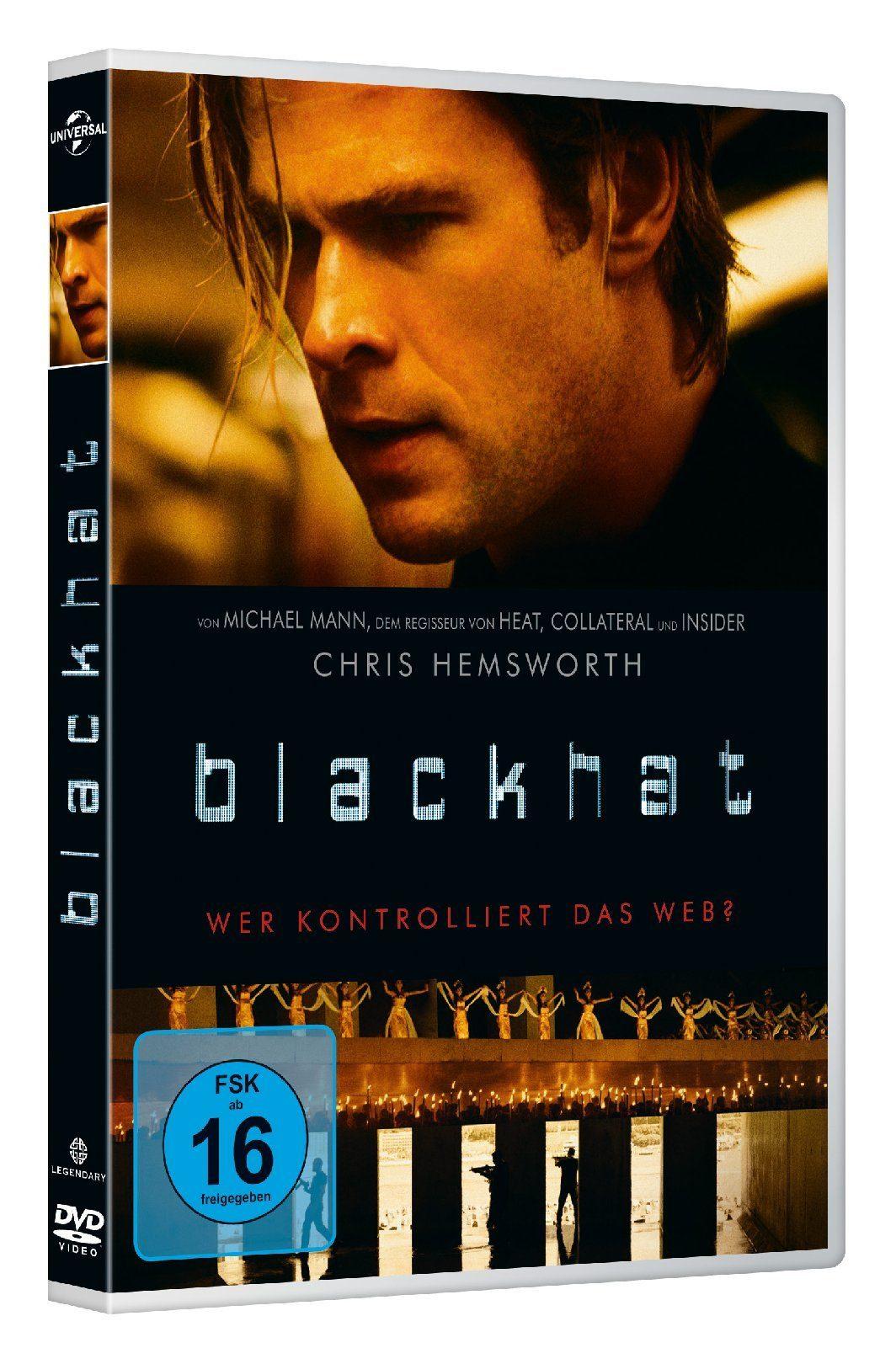 Universal Blackhat »DVD«