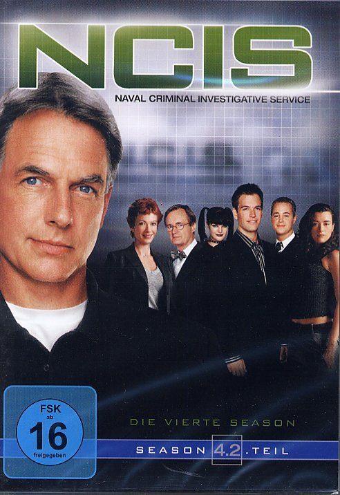 Universal Navy CIS - Season 4.2 »DVD«
