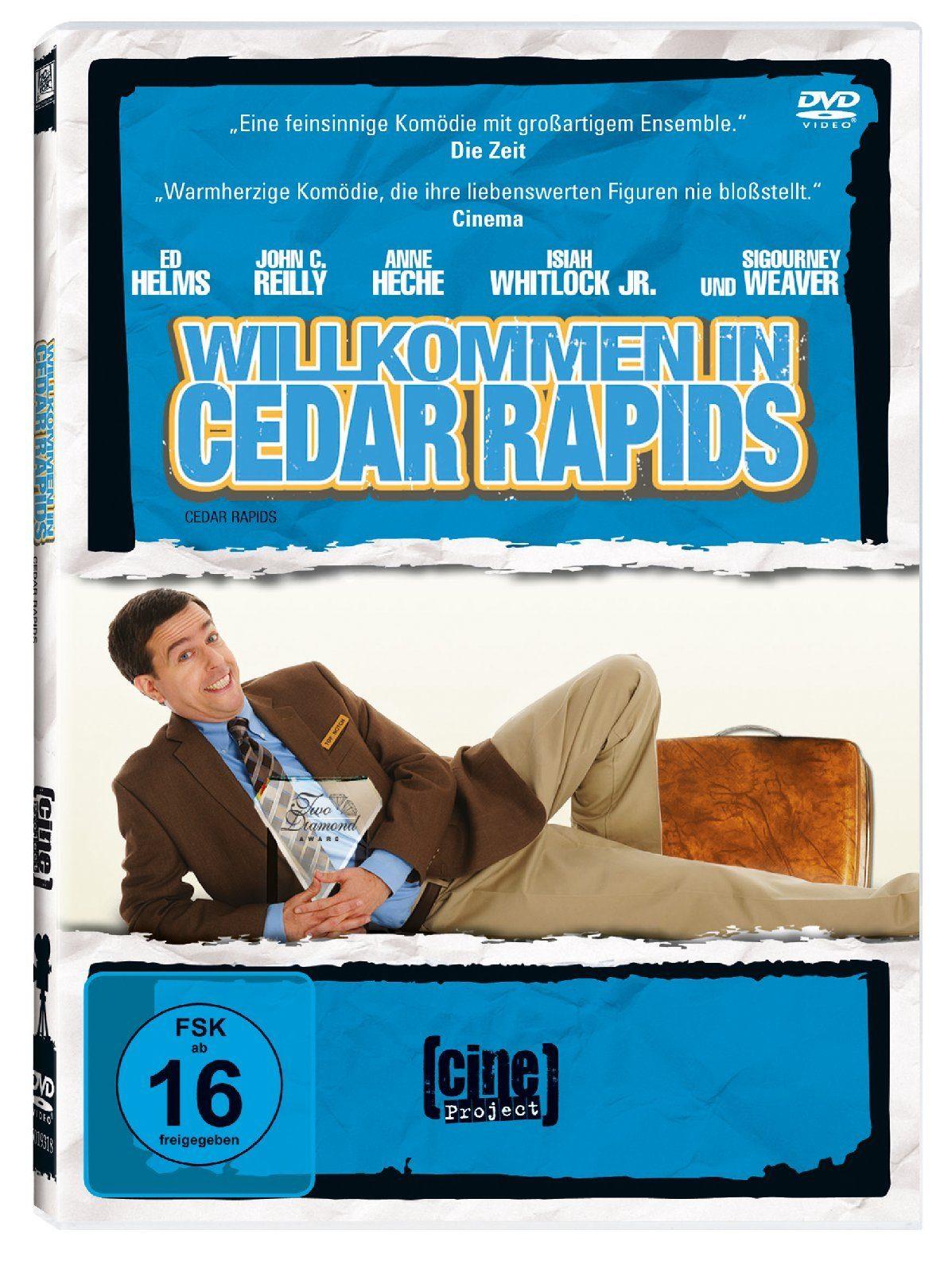 Fox Willkommen in Cedar Rapids (Cine Projekt) »DVD«