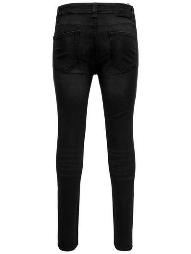 ONLY & SONS Warp black Skinny Fit Jeans