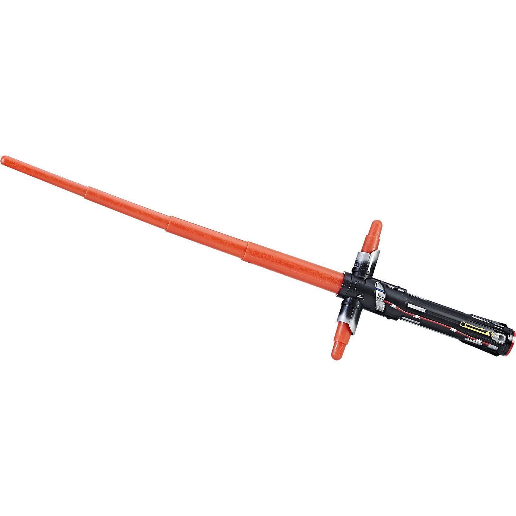Hasbro Star Wars Episode 8 Kylo Ren Basislichtschwert (ohne Leuchtf