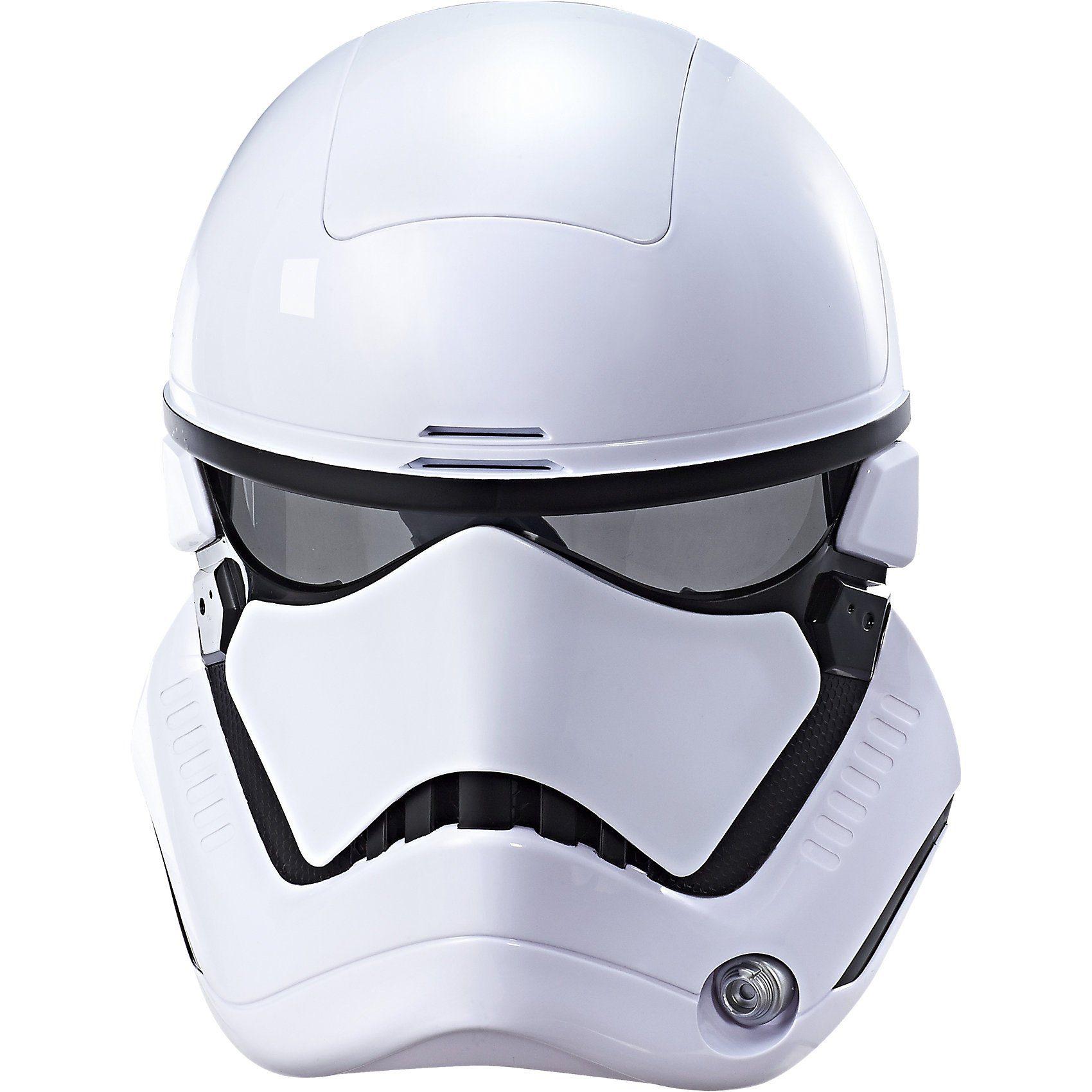 Hasbro Star Wars Episode 8 Elektronische Maske mit Stimmenverzerrer