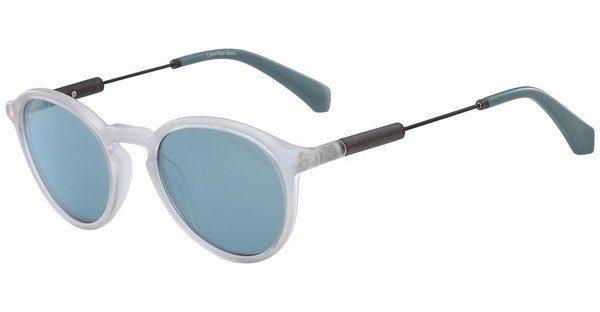 Calvin Klein Sonnenbrille » CKJ489S«, schwarz, 002 - schwarz