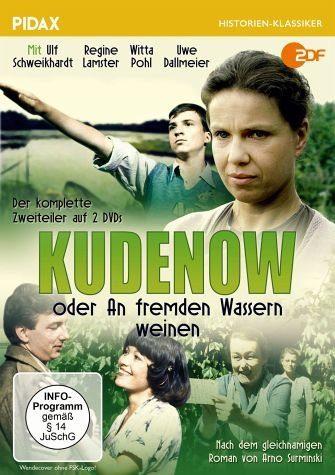 DVD »Kudenow oder An fremden Wassern weinen (2 Discs)«