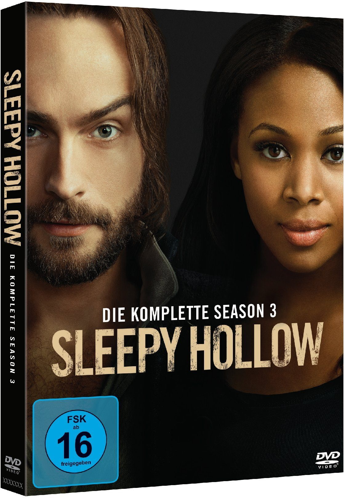Fox Sleepy Hollow Season 3 »DVD«