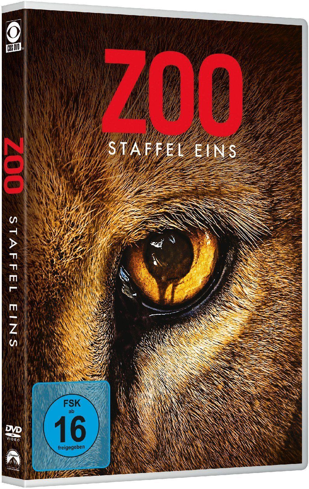 Universal Zoo - Staffel 1 »DVD«