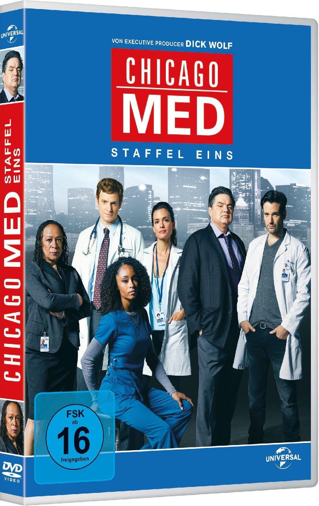 Universal Chicago Med - Staffel 1 »DVD«