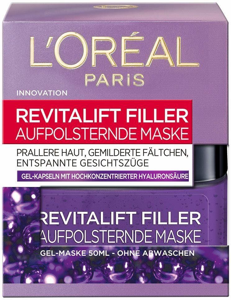 L'Oréal Paris, »RevitaLift Filler Maske«, Gesichtsmaske