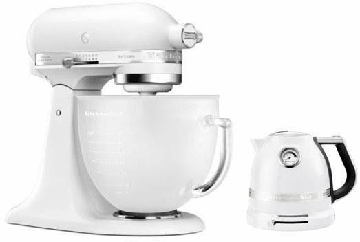 KitchenAid Küchenmaschine Artisan 5KSM156EFP, 300 W, 4,83 l Schüssel