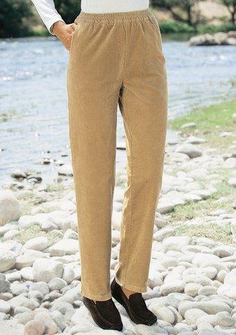 Classic Basic Hose in bequemer Schlupfform