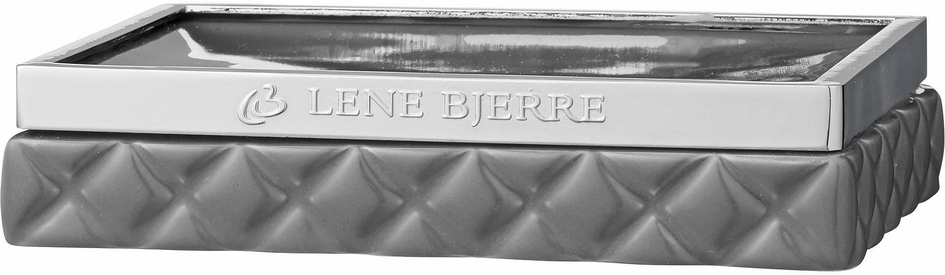 Lene Bjerre Seifenschale ´´Portia´´   Bad > Bad-Accessoires > Sonstige Badaccessoires   Keramik   Lene Bjerre