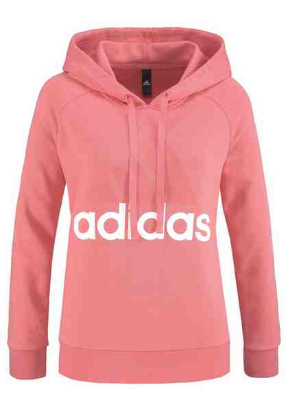 adidas Performance Kapuzensweatshirt »ESSENTIAL LIN OH HD«