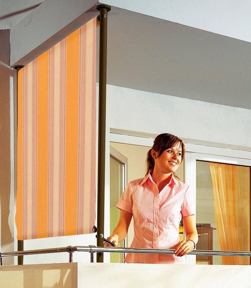 Appealing Www Angerer Freizeitmoebel De Gallery Of Freizeitmöbel Balkonsichtschutz »polyacryl, Orange/beige« In 2 Breiten
