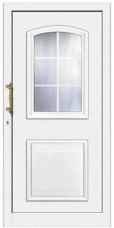 Haustür weiß glas  Haustüren online kaufen, Bauen & Renovieren | OTTO