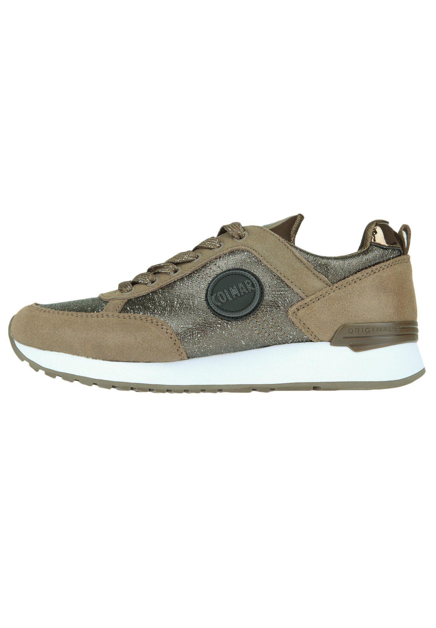 Colmar »TRAVIS PUNK« Sneaker, silberfarben, silberfarben