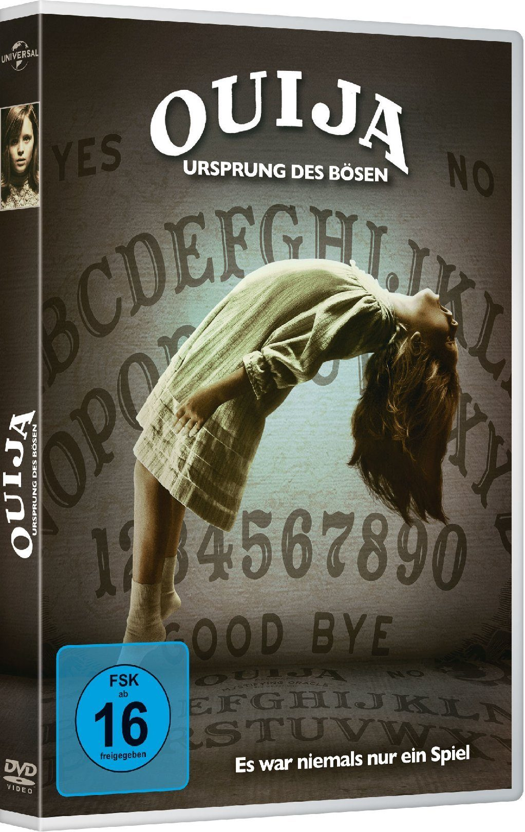 Universal Ouija: Ursprung des Bösen »DVD«