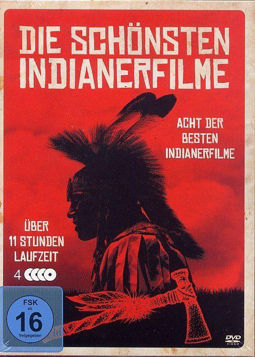 EuroVideo Die schönsten Indianerfilme »DVD«