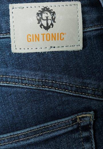 Gin Tonic 5-Pocket-Jeans SLIM LARA shade