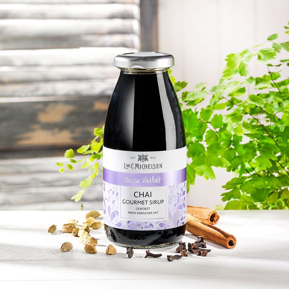 L.W.C. Michelsen Chai Gourmet Sirup