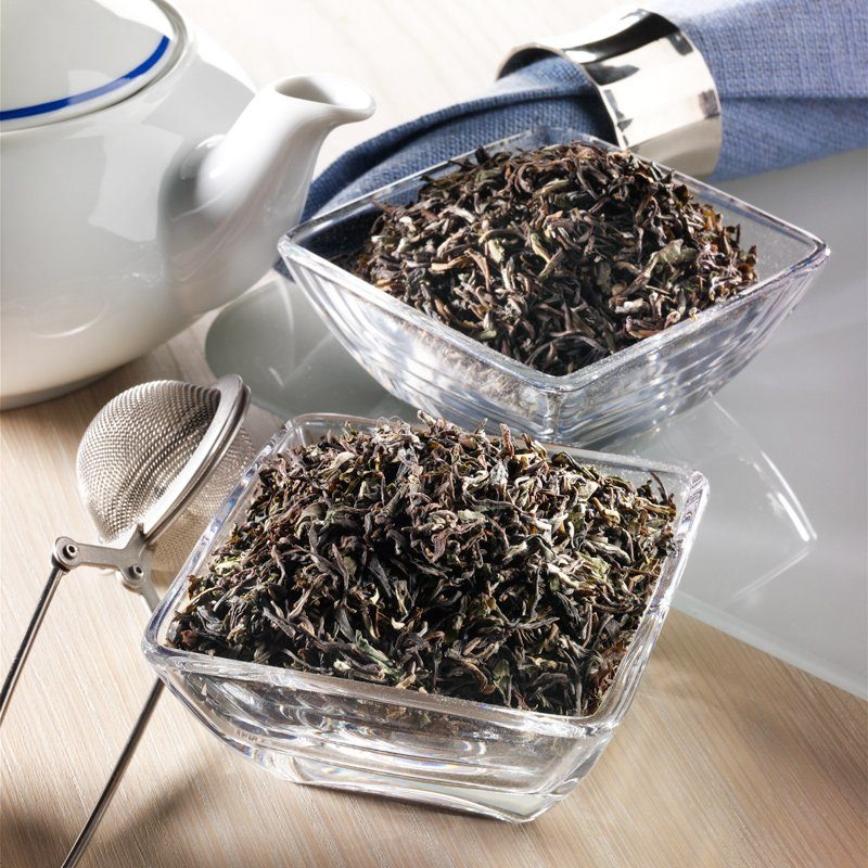Rauf Tee Rauf Tee Schwarzer Tee Darjeeling Spezial