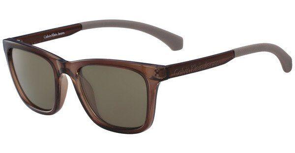 Calvin Klein Sonnenbrille » CKJ814S«, weiß, 000 - weiß/lila