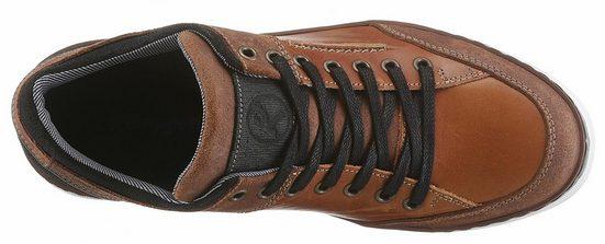 Bullboxer Sneaker, im modischen Materialmix