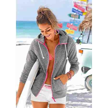 Strandbekleidung: Strandjacken