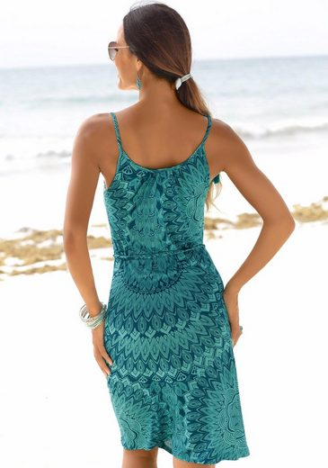 s.Oliver RED LABEL Beachwear Strandkleid