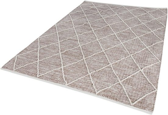 Teppich »Pantin«, LUXOR living, rechteckig, Höhe 8 mm