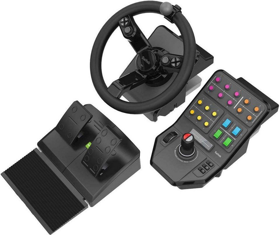 logitech games logitech g saitek farm simulator controller. Black Bedroom Furniture Sets. Home Design Ideas