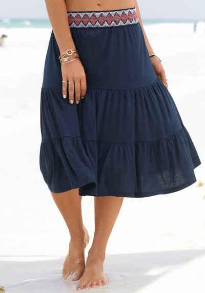 13f37dfe8b36ec Sommerröcke in großen Größen » Röcke für Mollige kaufen | OTTO