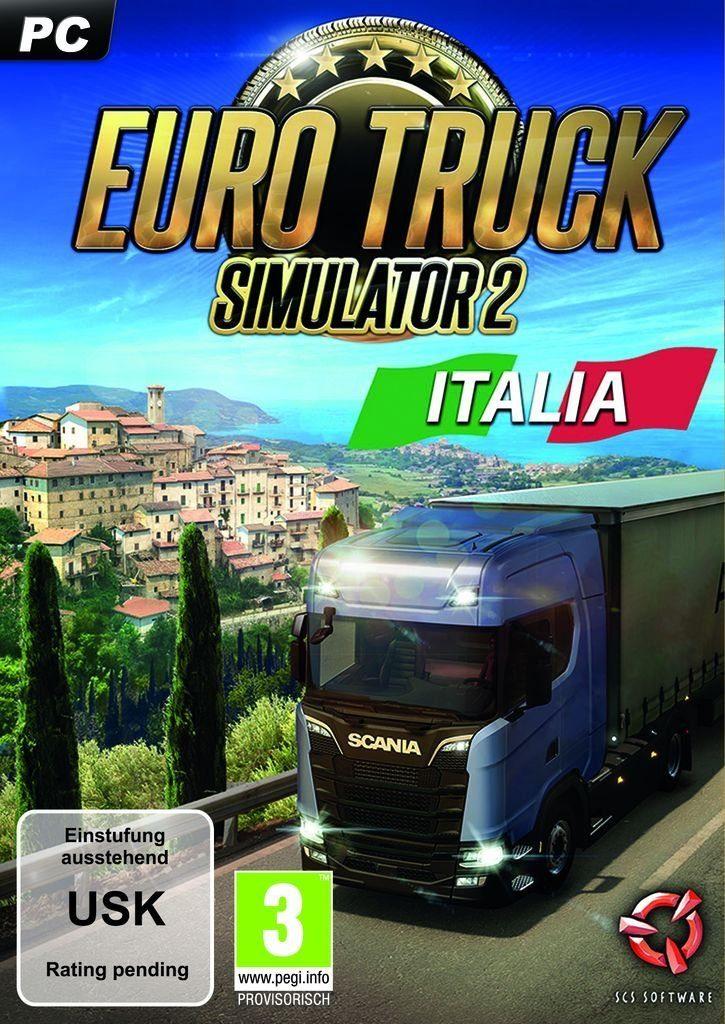 Astragon PC - Spiel »Euro Truck Simulator 2: Italia«