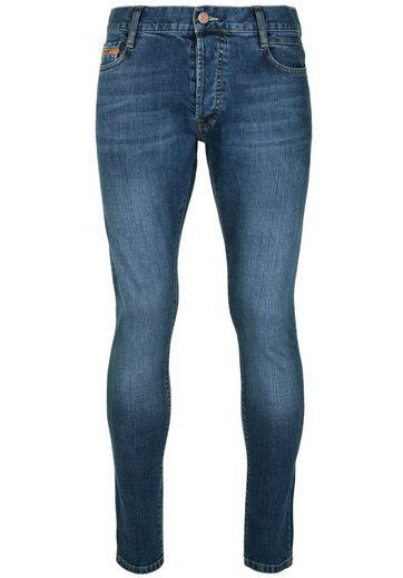 Gin Tonic 5-Pocket-Jeans TAPERED shade