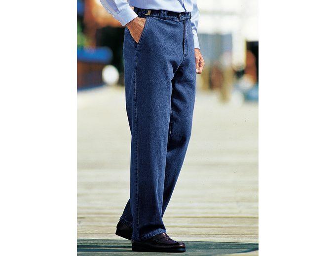 Verkaufsqualität Durchsuche KINGsCLUB Autofahrer-Jeans aus reiner Baumwolle Sie Günstig Online Qualität Auslass Fälschen g8ATy