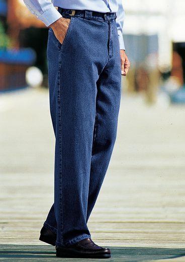 Kingsclub Voiture Pilote Jeans En Pur Coton