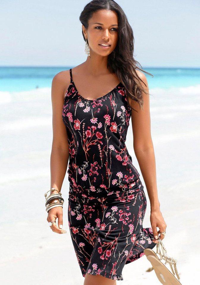 f9e37866a1c40 LASCANA Strandkleid, Runder Halsausschnitt online kaufen | OTTO