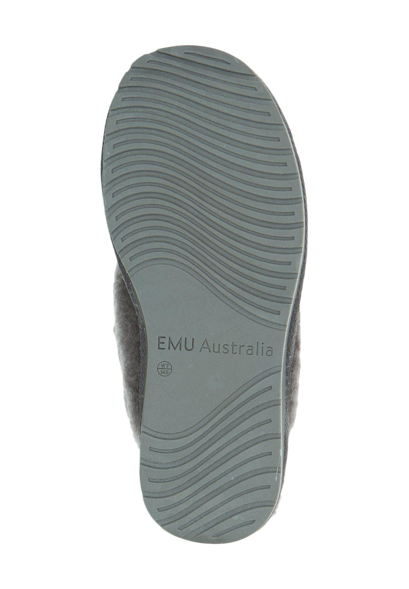 Emu Australia JOLIE Hausschuh online kaufen  grau