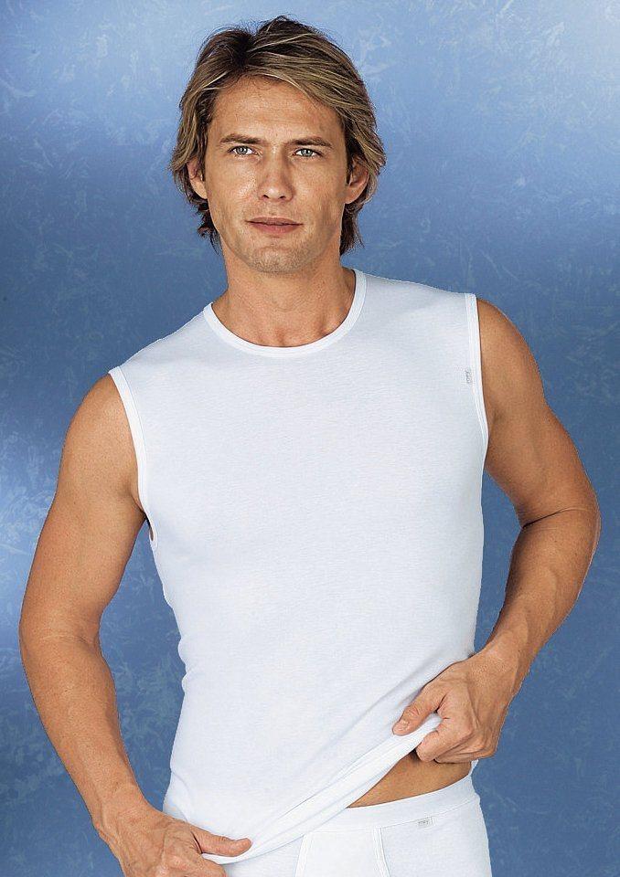 Shirt, MEY, »noblesse« in weiß