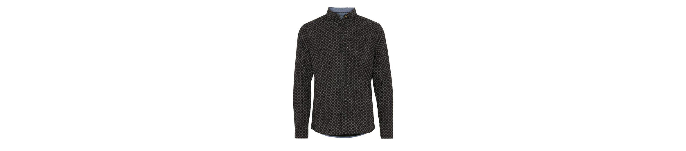 Blend Langarmhemd Online-Shopping Günstig Online Rabatt Finish Billig Freies Verschiffen 100% Original Online fUSbYVT