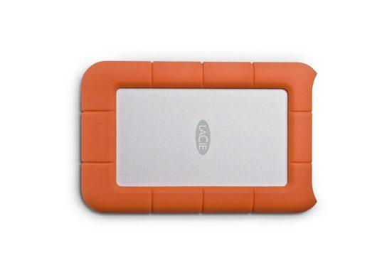 """LaCie Rugged Mini, 2 TB, tragbare externe Festplatte »2.5"""", USB 3.0, für Mac & PC«"""