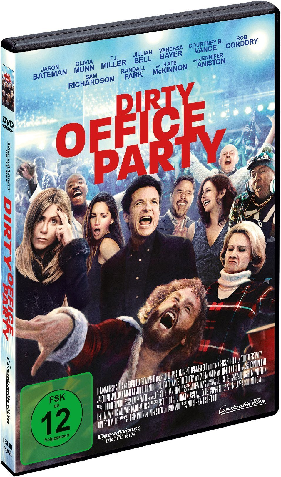Universal Dirty Office Party »DVD«